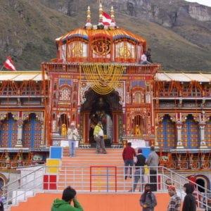 Gharwal, Badrinath