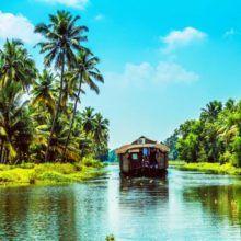 Südindien Pilger Reise