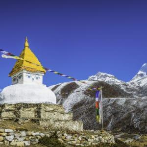 Nepal Pilgerreise ins Mustang-Himalaya mit Lindy und Narada
