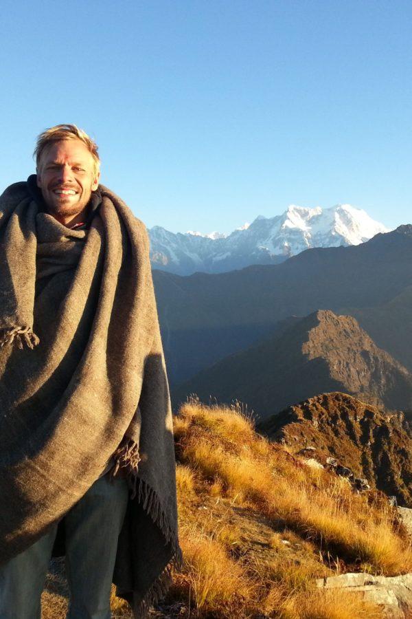 Himalaya Pilgern