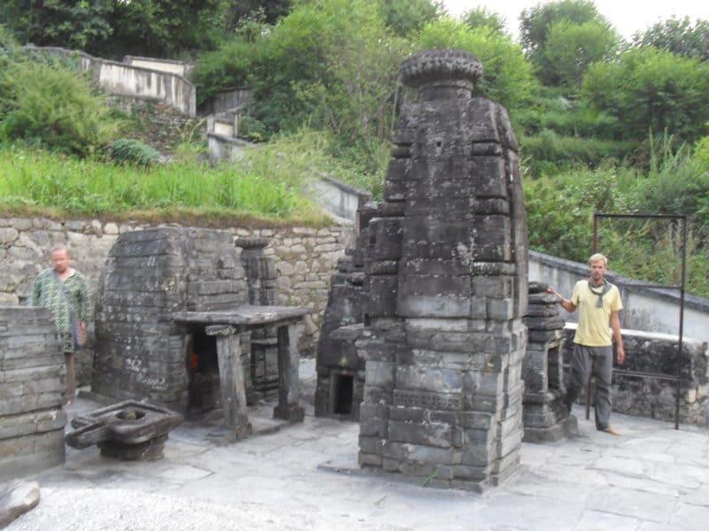 Pilgern im Himalaya
