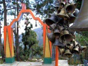 Tempel im Kumaon