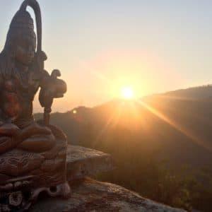 Yoga und Vipassana im Himalaya mit Adinath und Nadapriya