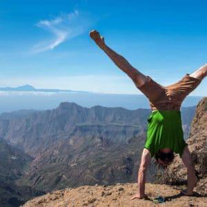 Yogaferien auf Teneriffa mit Frauke und Narada