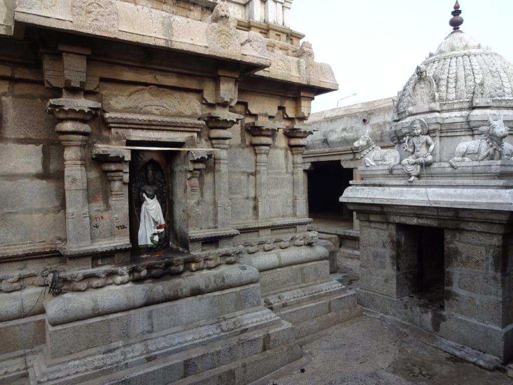 Südindien Tempel