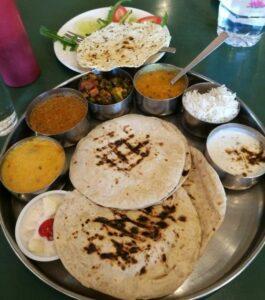 Reise durch Indien