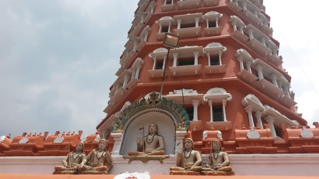 Kalady, Adi Shankaracharya