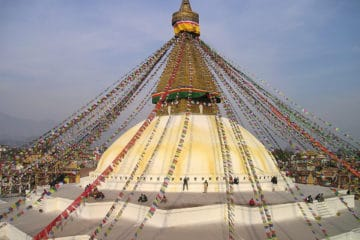 Buddha Pilgerreise
