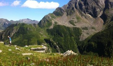 Yoga wandern Piemont