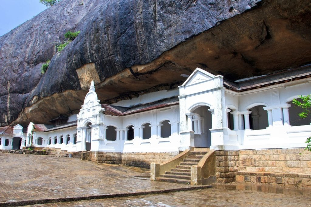 Pilgern Sri Lanka