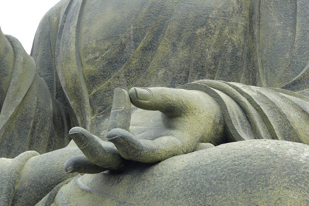 Buddhistische Pilgerreise