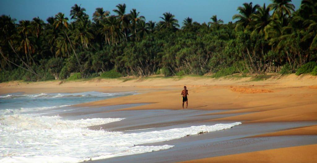 Strandurlaub Sri Lanka