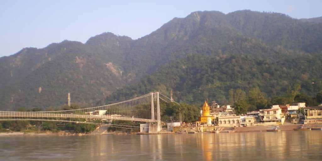 Nordindien Rishikesh