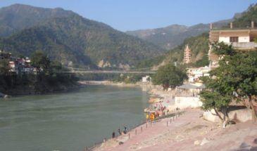 Rishikesh Pilgerreise