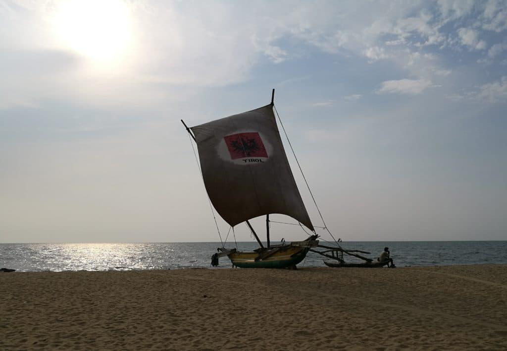 Sri Lanka Küste