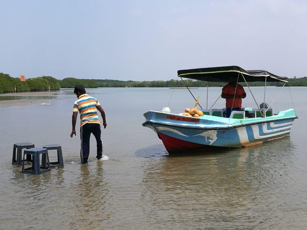 Sri Lanka Boat Trip