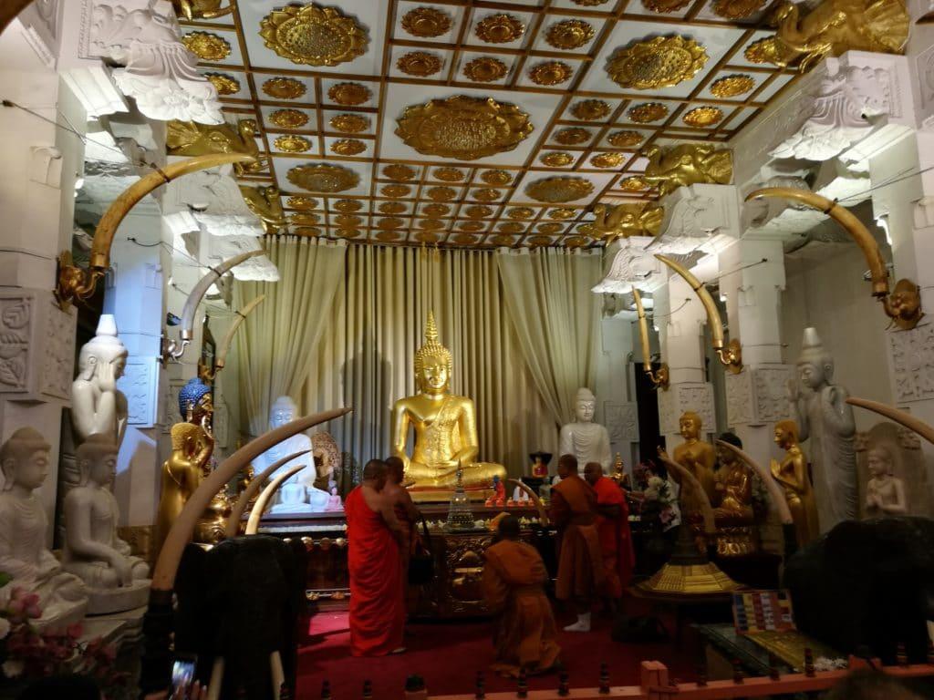 Zahn Tempel