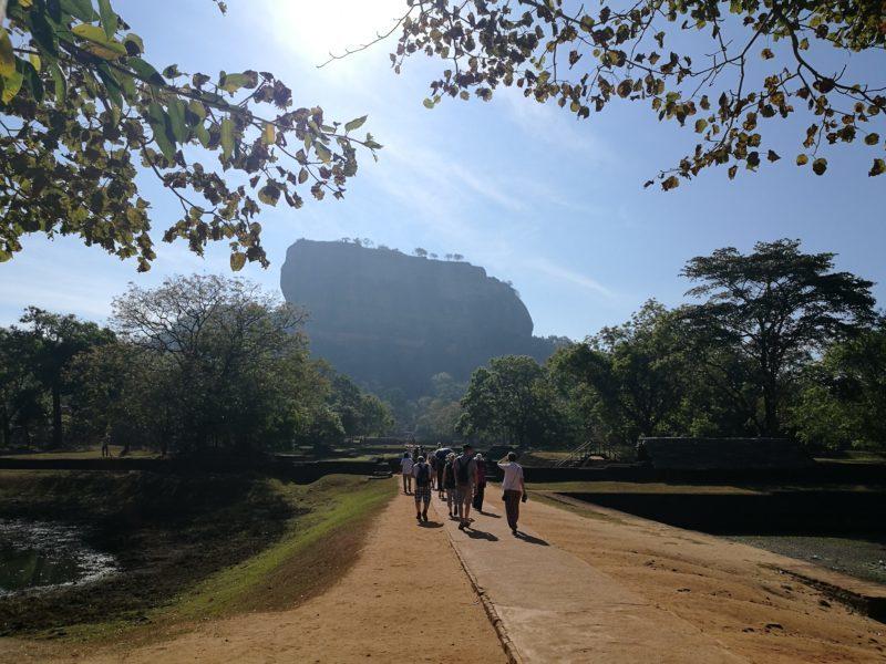 Sri Lanka, Rundreise, goldene dreieck, norden