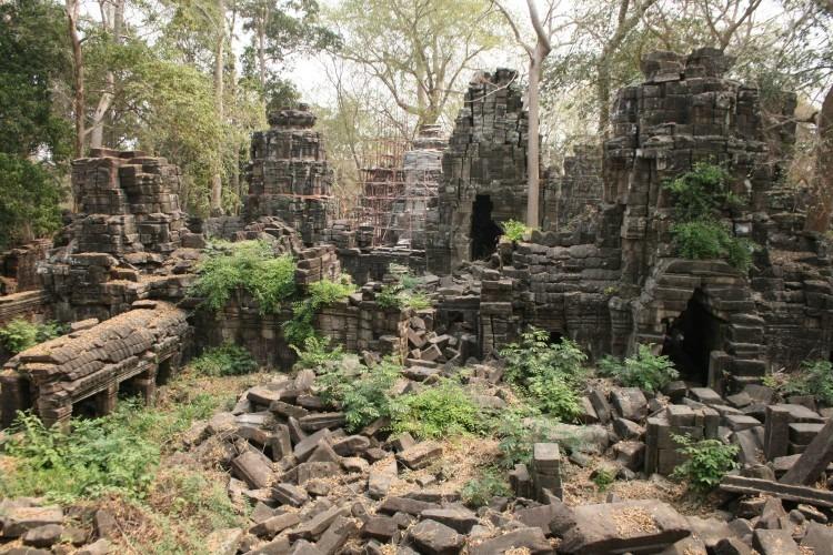 Pilgerreise Kambodscha