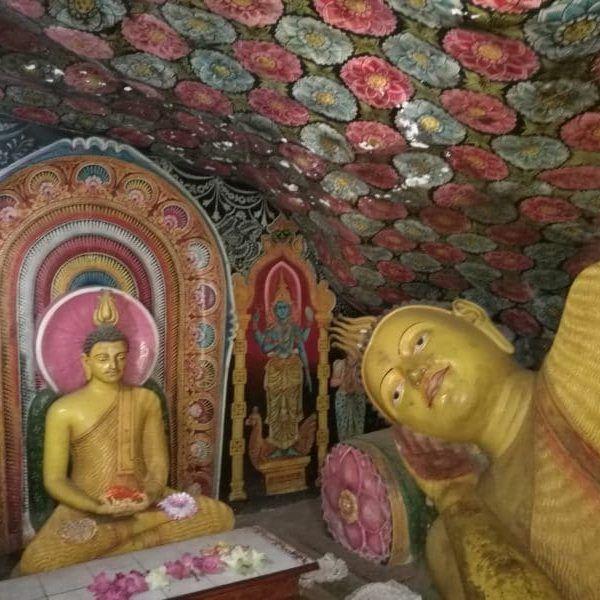 Pilgerreise Sri Lanka