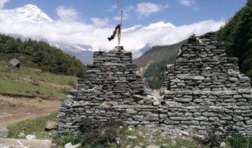 Titi Lake im Himalaya