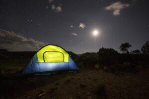 Camping Yoga