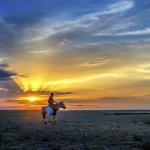 Mongolei Pilger- und Abenteuerreise mit Otgoo