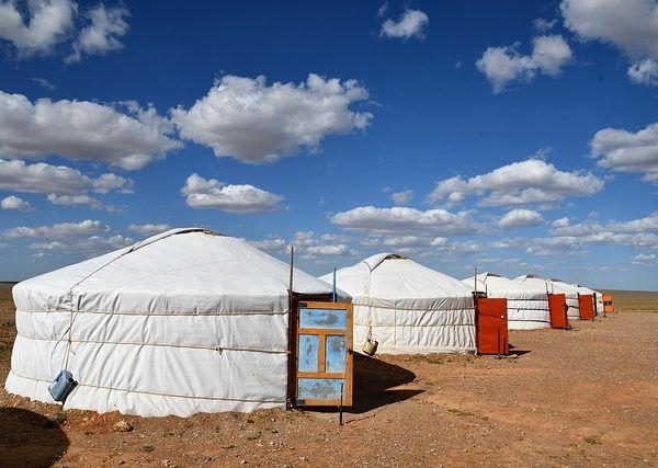 Jurten Camp Mongolei