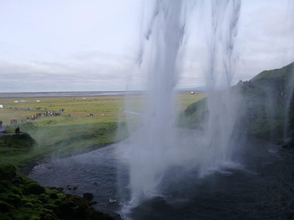 Island, Vulkan, Retreat