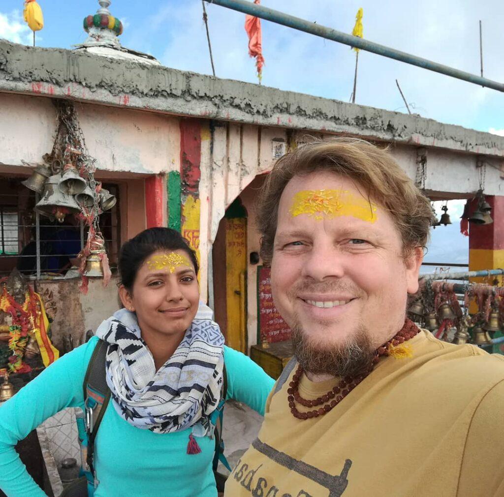 Kavita und Narada