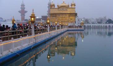 Planung einer Indienreise
