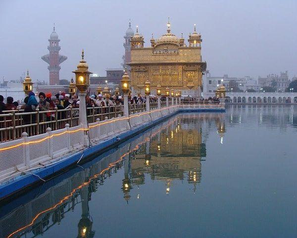 golden temple 103573 640 Tempel in Indien