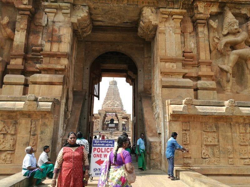 IMG 20190123 115547 Tempel in Indien