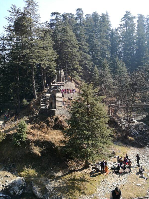 Spirituelle Indien Reise
