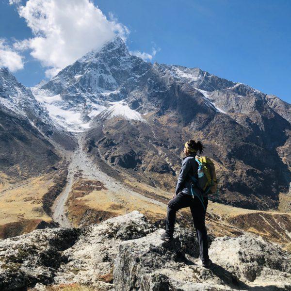 Frauen Pilgerreise Himalaya/Gangotri, mit Brigitta und Kavita
