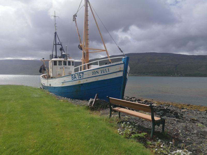 Schiff, Island
