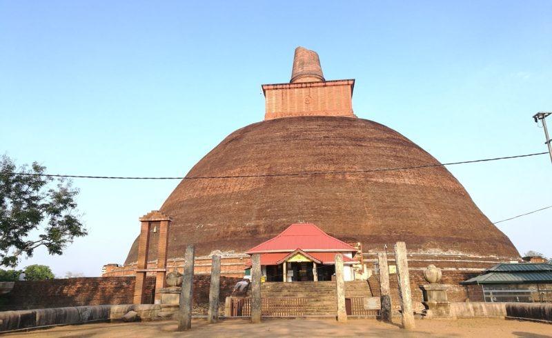 Stupa, Sri Lanka
