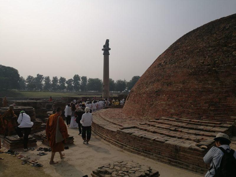 Ashoka Säule, Vaishali