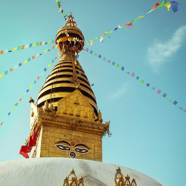 Nepal Charity Reise & Tibetischer Buddhismus, mit Paul und Narada