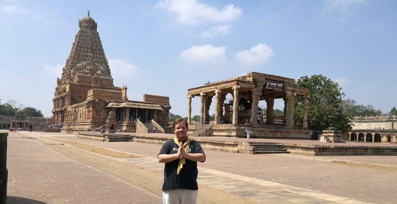 Indien, Reise, Indienreise, Tempel, Narada