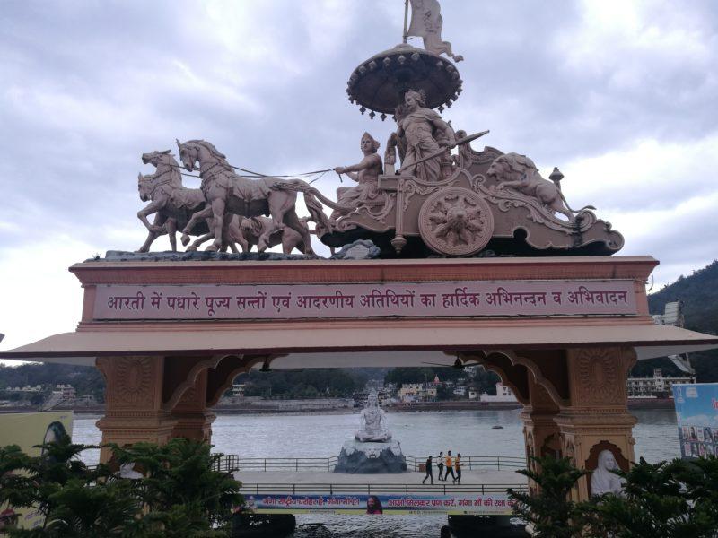 Rishikesh, Nordindien
