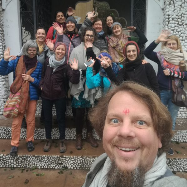 Gruppenreise, Nordindien
