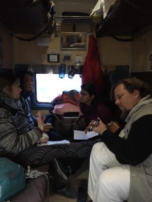 Zugreise, Indien, Eisenbahn